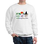 Halloween Eat Stay Play Sweatshirt