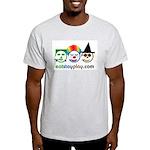 Halloween Eat Stay Play Light T-Shirt