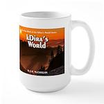 Kdira's World 15 Oz Ceramic Large Mug Mugs