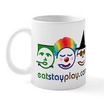 Halloween Eat Stay Play Mug
