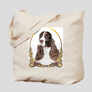 English Springer Spaniel Christmas Tote Bag