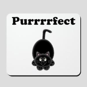Purrrrfect Mousepad