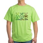 Easter - Eat Stay Play Green T-Shirt
