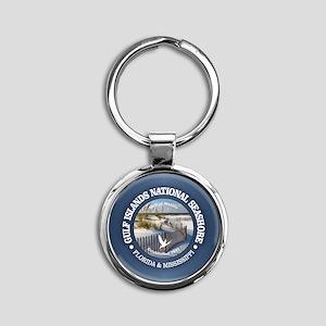Gulf Islands National Seashore Keychains