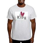 I Love RVing Light T-Shirt