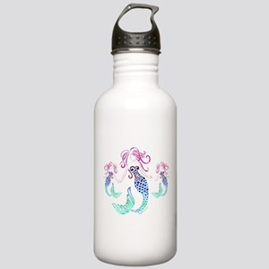 Mystical Mermaid with Stainless Water Bottle 1.0L