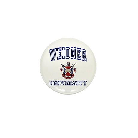 WEIDNER University Mini Button (10 pack)