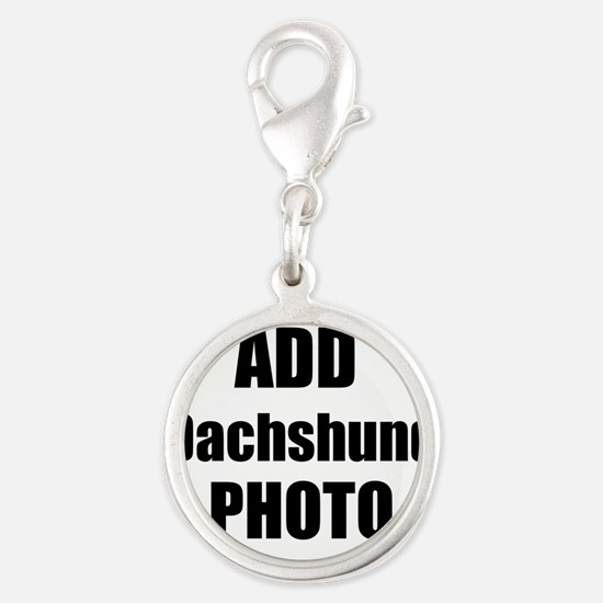 Add Dachshund Photo Charms