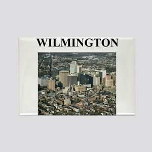 wilmington gifts and t-shirts Rectangle Magnet