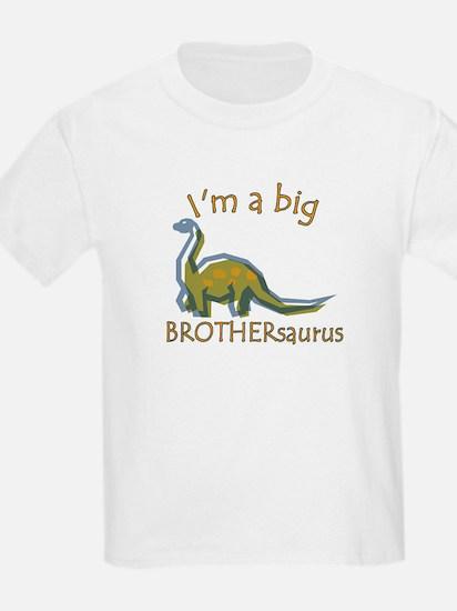 I'm a Big Brothersaurus T-Shirt