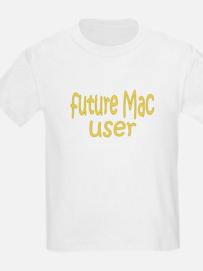 Future mac User T-Shirt