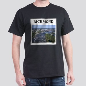 richmond gifts and t-shirts Dark T-Shirt