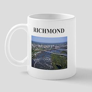 richmond gifts and t-shirts Mug