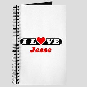 I Love Jesse Journal