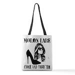 Melania Trump's Shoes: Molon Labe - come and t