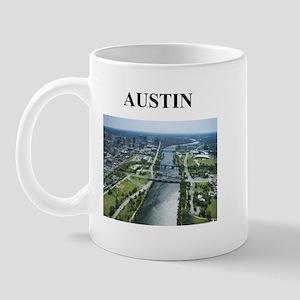 austin gifts and t-shirts!  Mug