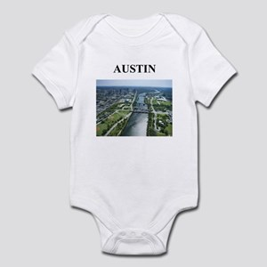 austin gifts and t-shirts!  Infant Bodysuit