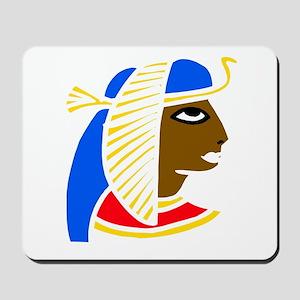 African Egyptian girl Mousepad