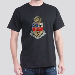 Kappa Psi Crest Dark T-Shirt