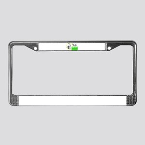 Mutare License Plate Frame