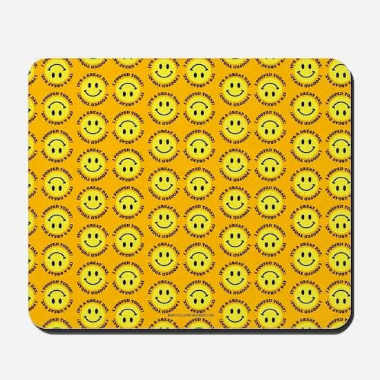 XX Yellow Mousepad