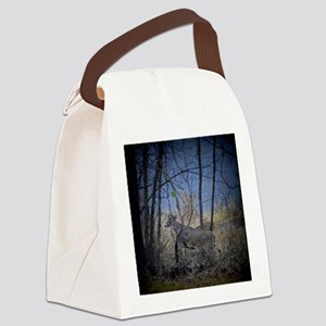 On the Move 2 Canvas Lunch Bag