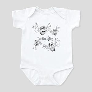 Time Flies! Infant Bodysuit