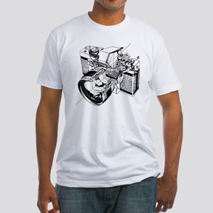 Topcon Cutaway Fitted T-Shirt