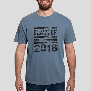 Cool Class of 2018 Mens Comfort Colors Shirt