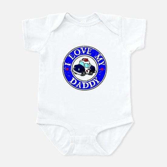 I Love My Daddy Infant Bodysuit