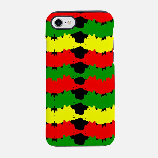 African American iPhone 7 Tough Case