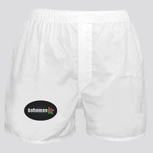 Bahamas Hibiscus Boxer Shorts