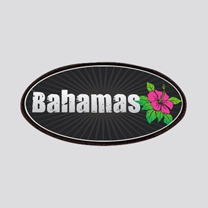 Bahamas Hibiscus Patch