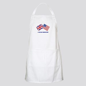 A UK/USA Production BBQ Apron