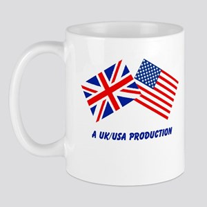 A UK/USA Production Mug