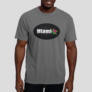 Miami Hibiscus T-Shirt
