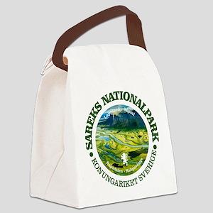Sarek National Park Canvas Lunch Bag
