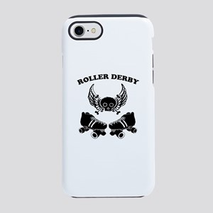 Roller Derby Wings iPhone 7 Tough Case