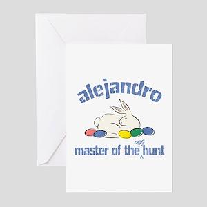 Easter Egg Hunt - Alejandro Greeting Cards (Packag