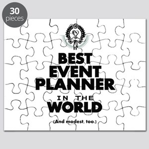 The Best in the World – Event Planner Puzzle