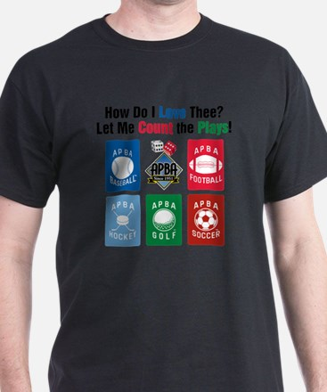 Count the Ways-compact T-Shirt