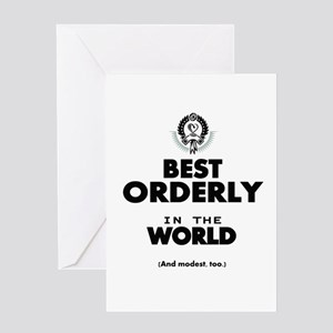The Best in the World – Orderly Greeting Cards