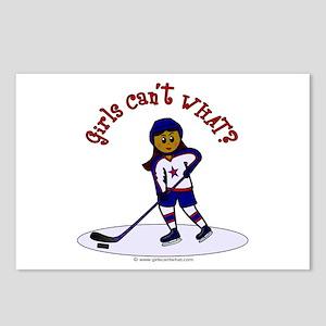 Dark Hockey Postcards (Package of 8)