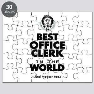 The Best in the World – Office Clerk Puzzle