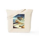 Rowboat by Elsie Batzell Tote Bag
