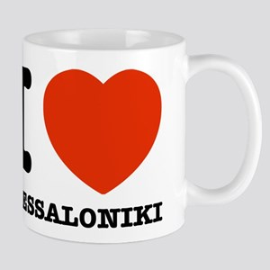 I LOVE THESSALONIKI Mug