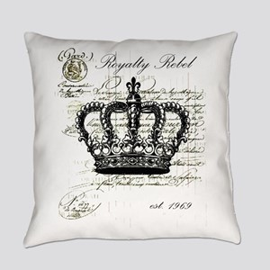 Royalty Rebel Everyday Pillow