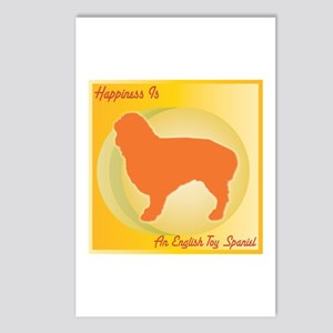 Spaniel Happiness Postcards (Package of 8)