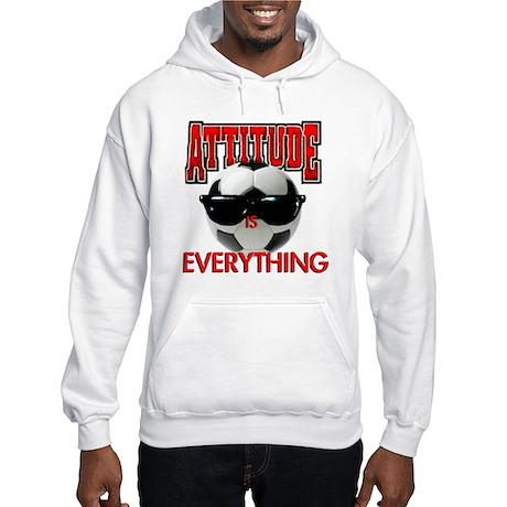 Attitude is Everything Hooded Sweatshirt
