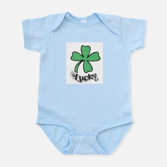Lucky clover for u Infant Bodysuit